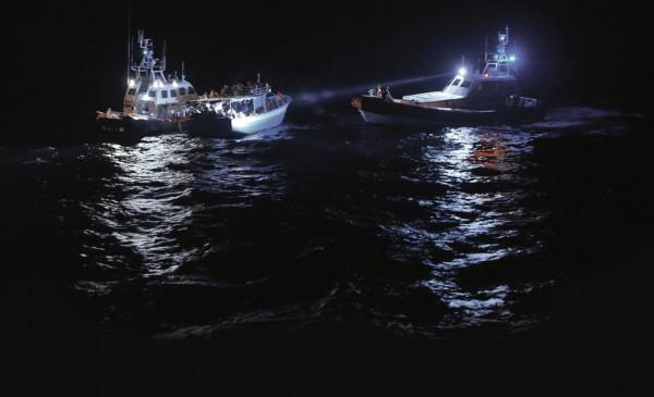 """Anteprima Nazionale """"Lampedusa in Winter"""", con Nela Märki"""