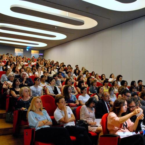 Il pubblico dell'edizione 2015