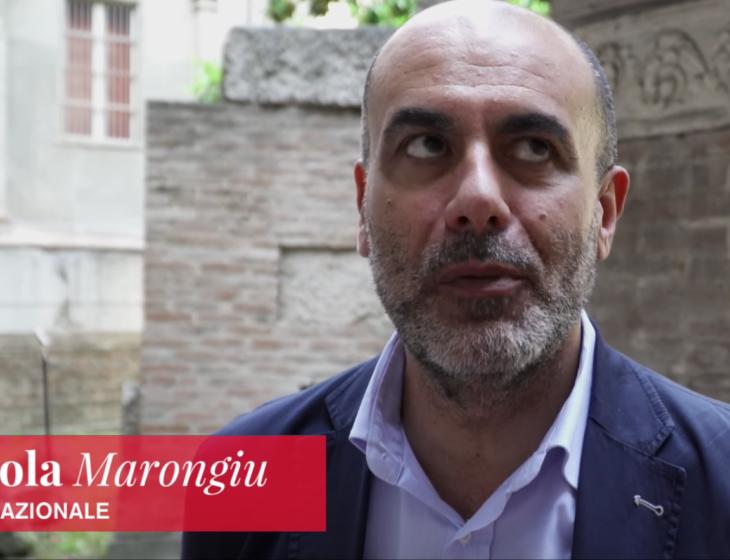Nicola Marongiu ai Social Cohesion Days 2018