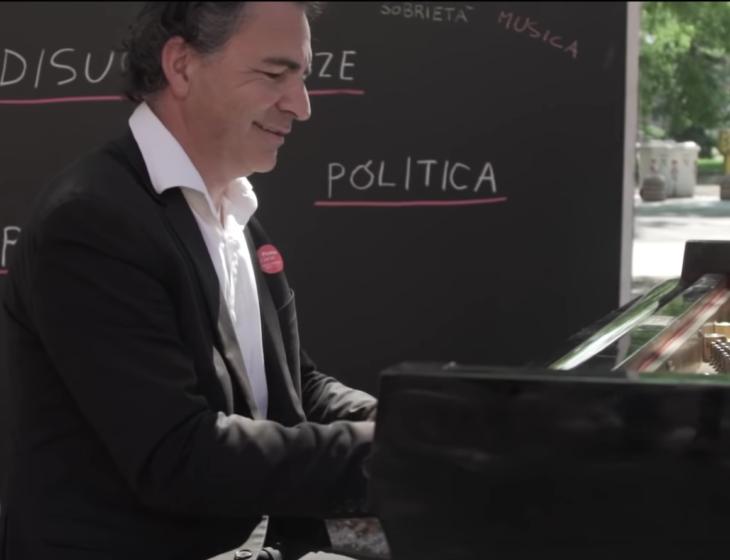 Lo spettacolo della coesione: Paolo Zanarella