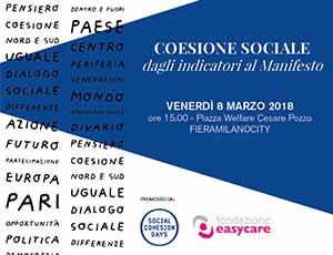Coesione sociale: dagli indicatori al Manifesto